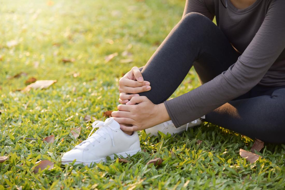 Physiotherapy for Ankle sprain in Cairo